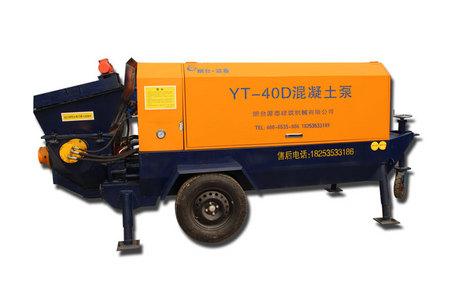 山东30S细石混凝土泵
