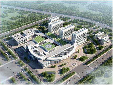 综合医院建筑设计规范