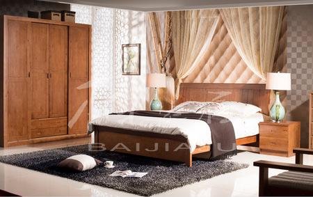 卧室实木家具 - 成都世代制木家具有限公司