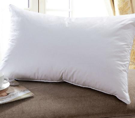 轻质羽绒枕头