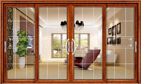 铝合金玻璃门窗