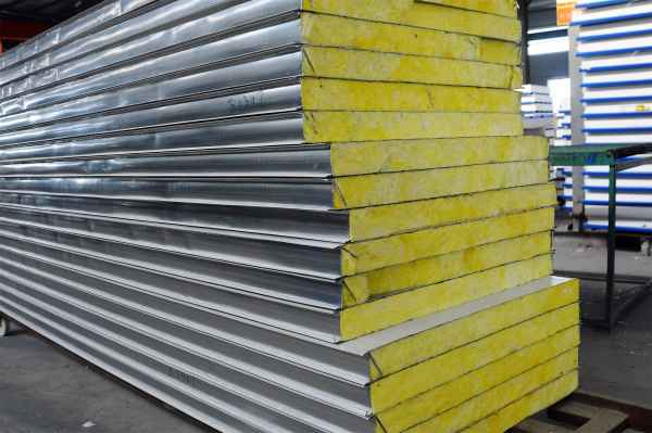 河北岩棉夹芯复合板生产厂家