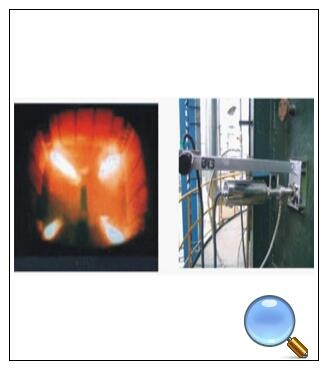防爆电动退膛型火焰监视器