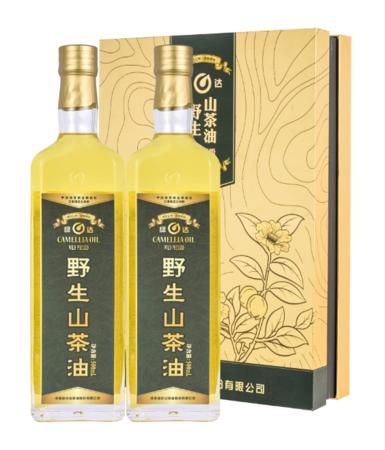 500ML精品山茶油礼盒